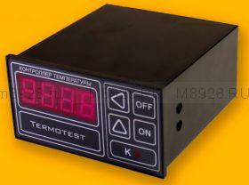 Регулятор температуры ТЕРМОТЕСТ-04/2 +1000 гр