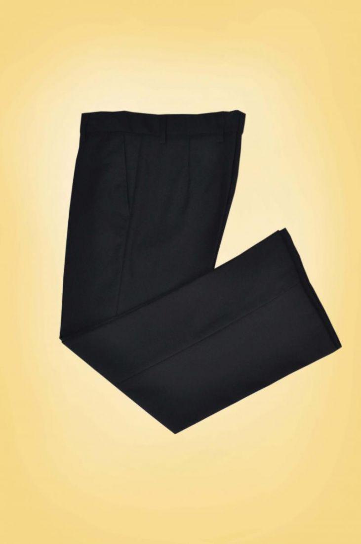 Черные брюки для мальчика 10 лет