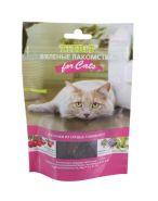TiTBiT Вяленые лакомства Кусочки из сердца говяжьего для кошек (50 г)