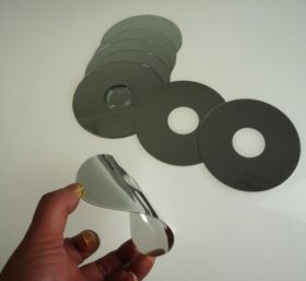 CD-диски для манипуляции 10 шт (серебро) (+ ОБУЧЕНИЕ)