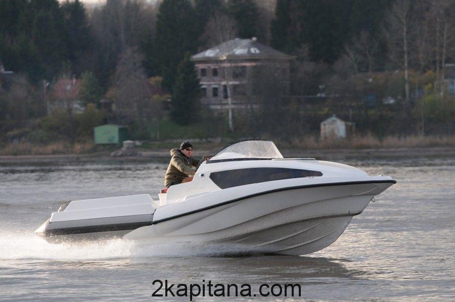 Лодки Rib Fortis-670