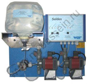 Соляной генератор SOLDOS V2 - 2P  WDT