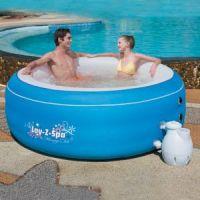 надувной спа бассейн