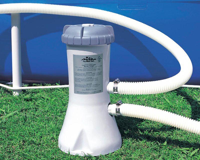 Насос-фильтр для бассейнов Intex 3785л.(А) 56638