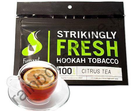 Fumari 100 гр - Citrus Tea (Цитрусовый Чай)