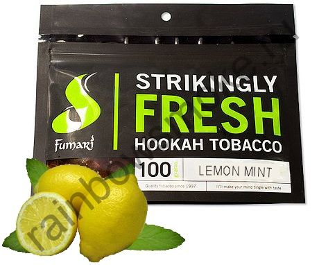 Fumari 100 гр - Lemon Mint (Лимон с Мятой)