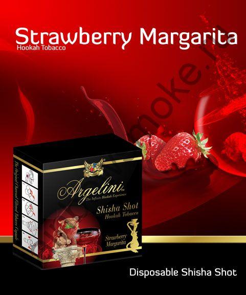 Argelini 50 гр - Strawberry Margarita (Клубничная Маргарита)