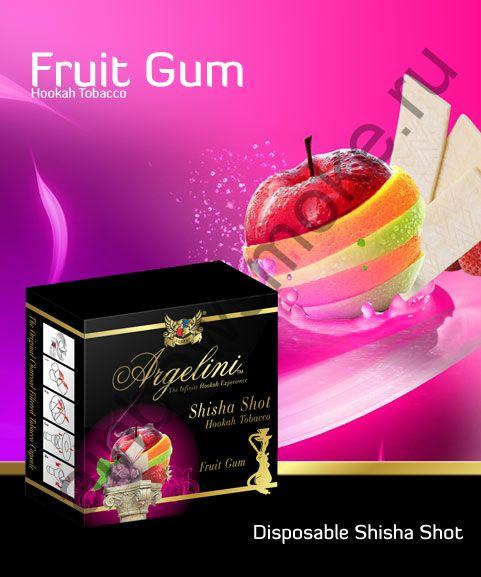Argelini 50 гр - Fruit Gum (Фруктовая Жвачка)