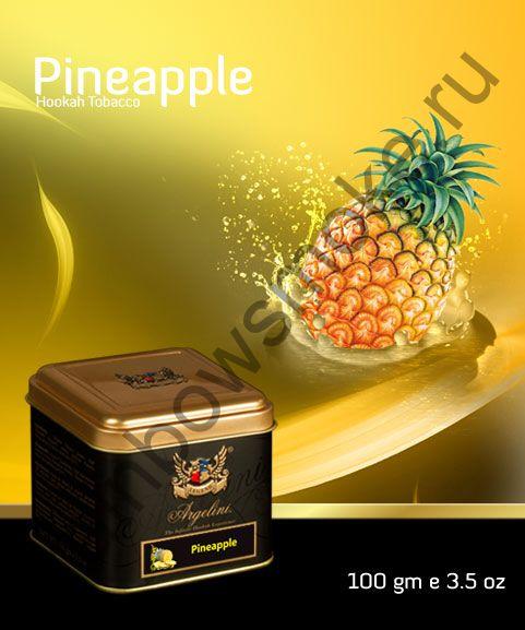 Argelini 100 гр - Pineapple (Ананас)