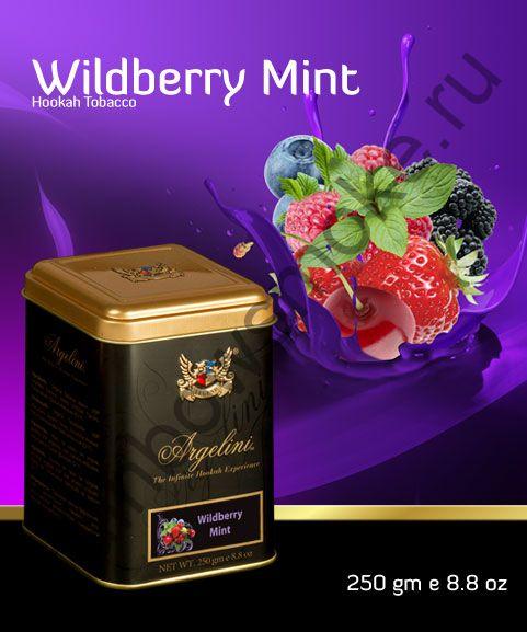 Argelini 250 гр - Wildberry Mint (Дикие Ягоды с Мятой)