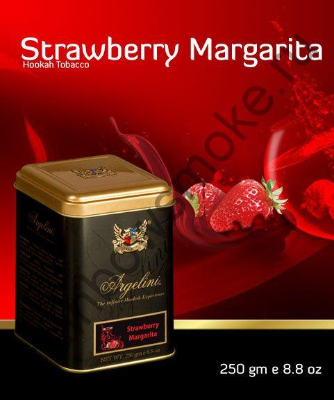 Argelini 250 гр - Strawberry Margarita (Клубничная Маргарита)