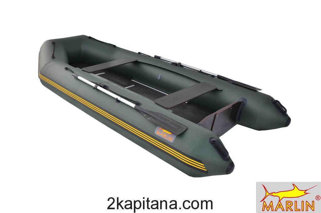 Лодка Марлин 340 SLK ПВХ надувная