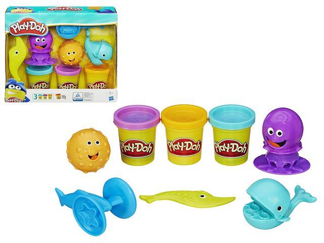 Подводный мир Play-Doh (Плей-До) Hasbro