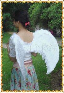 Крылья белого ангела большие