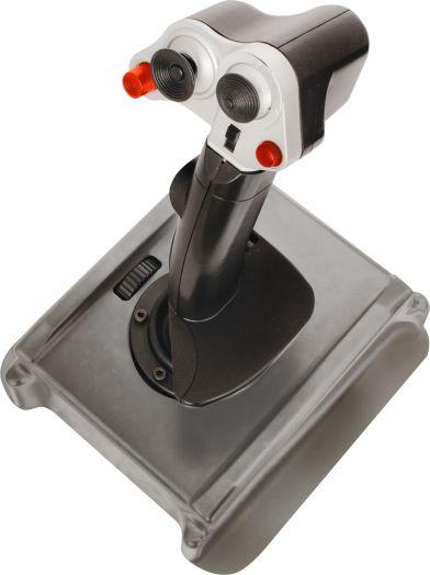 Геймпад (рычаг джойстик) Defender Cobra M5 датчик Холла, 4 оси, 12 кнопок