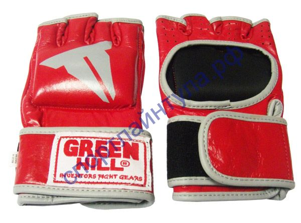 Перчатки Green Hill MMA GН02A