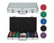 Набор для игры в покер Nuts 300 с номиналом, 16+
