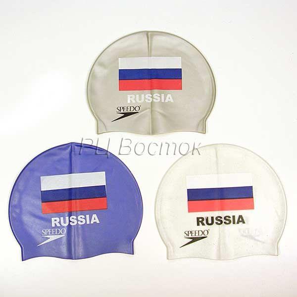 Шапочка для плавания S Россия