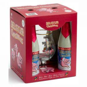 Набор пивной подарочный Delirium Christmas