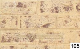 Плитка гипсоцементная ''КАСАВАГА'' №105