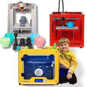 Персональные 3D-принтеры