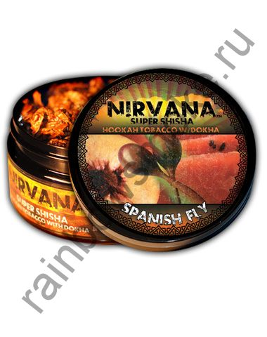 Nirvana 250 гр - Spanish Fly (Шпанская Мушка)