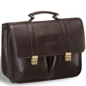 Классический портфель BRIALDI Vasto (Васто) brown
