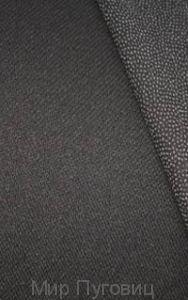 Дублерин. Черный. 150 см., 100 м., РА, 50% ПЭ/50 Вискоза