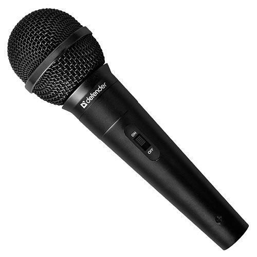 Караоке микрофон для караоке Defender MIC-129