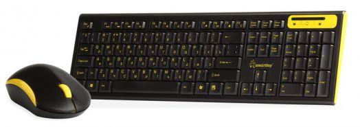 Клавиатура+мышь Комплект клавиатура+мышь Smartbuy 23350AG