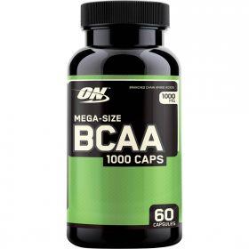 Optimum Nutrition BCAA 1000 Caps (60 капс.)