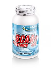 IronMaxx BCAAs + Glutamin 800 (130 капс.)