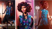 Коллекционная Барби Клодетт Гордон - Claudette Gordon Barbie Doll 2015