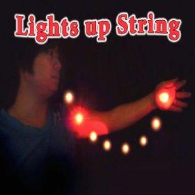 Lights up String Горящая строка