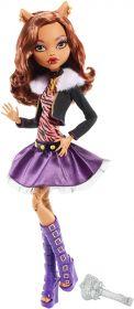 Кукла Клодин Вульф (Clawdeen Wolf), серия Страшно большие, MONSTER HIGH