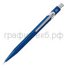 Карандаш мех.0.7мм Caran d'Ache Office Classic синий 844.150_GB