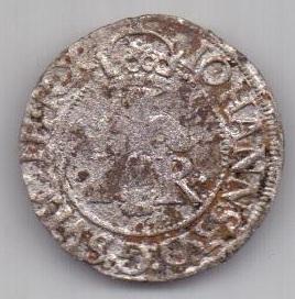 1/2 оре (эре) 1581 г. Швеция