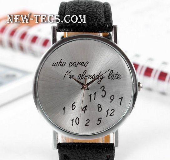 Часы Who Cares