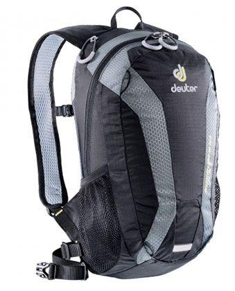 Deuter Speed Lite 10L black-titan лёгкий велосипедный рюкзак
