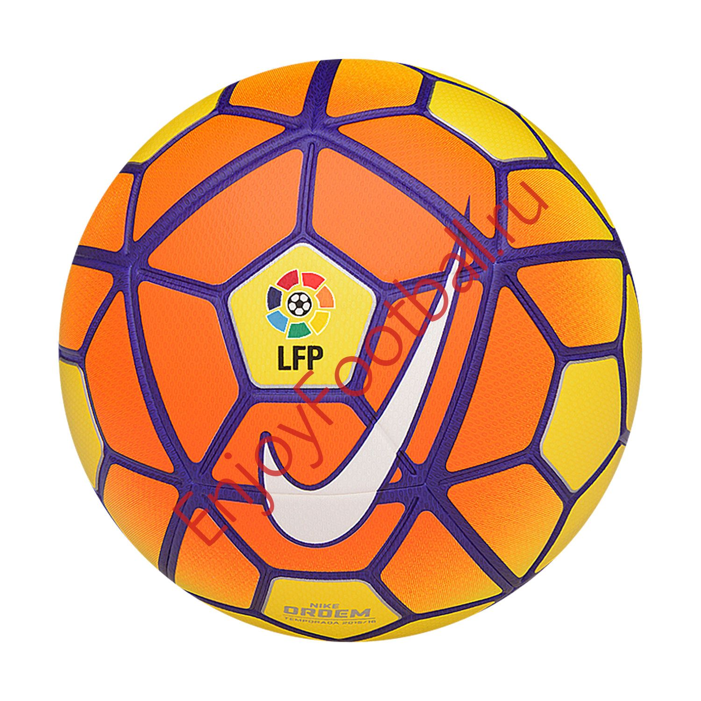 4cc6b8f6 Футбольный мяч NIKE ORDEM 3 - LFP SC2719-790 купить в интернет ...