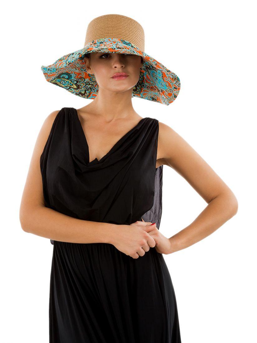 Шляпка женская Пейсли