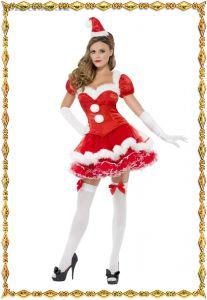 Новогодний костюм Рождественская принцесса