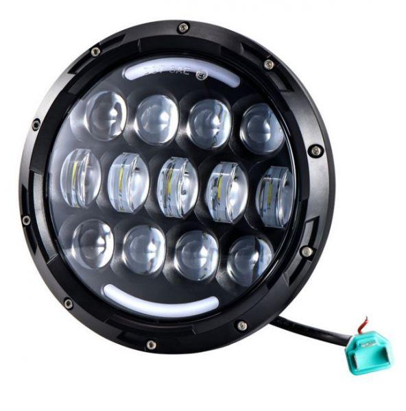 Круглые светодиодные фары головного света 7 дюймов 170W 2 поколение