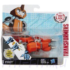 Hasbro. TRANSFORMERS. Роботс-ин-Дисгайс Уан-Стэп