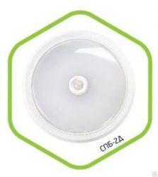 Светильник светодиодный СПБ-2Д 310-20 20Вт 1600лм IP20 310мм с датчиком белый