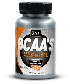QNT BCAA (100 капс.)