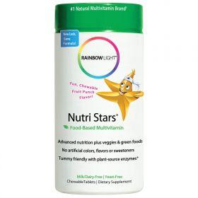Rainbow Light Kid's One MultiStars Food-Based Multivitamin (30 табл.)