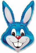 "Заяц голубой, 14""/ 36 см"