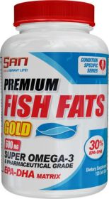 SAN Premium Fish Fats Gold (120 капс.)