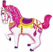 """Лошадь карусельная фуше, 14""""/ 36 см"""
